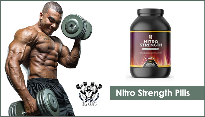 Nitro Strength Review – Best Nitric Oxide Booster for Men in 2020!