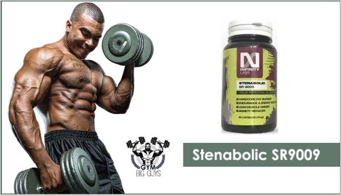 Stenabolic SR 9009