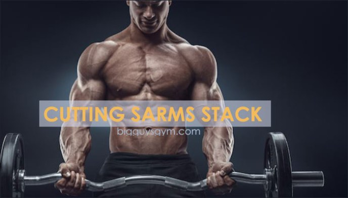 Sarms for cutting cycle