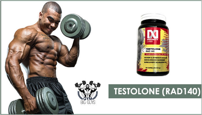 Testolone (RAD140) Review – New EDITION of SARM for Bulking and Cutting Cycle