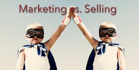 Difference between Marketing and Sales with its comparison
