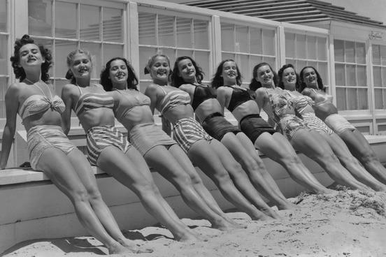 Il Lancio del bikini - 5 luglio 1946
