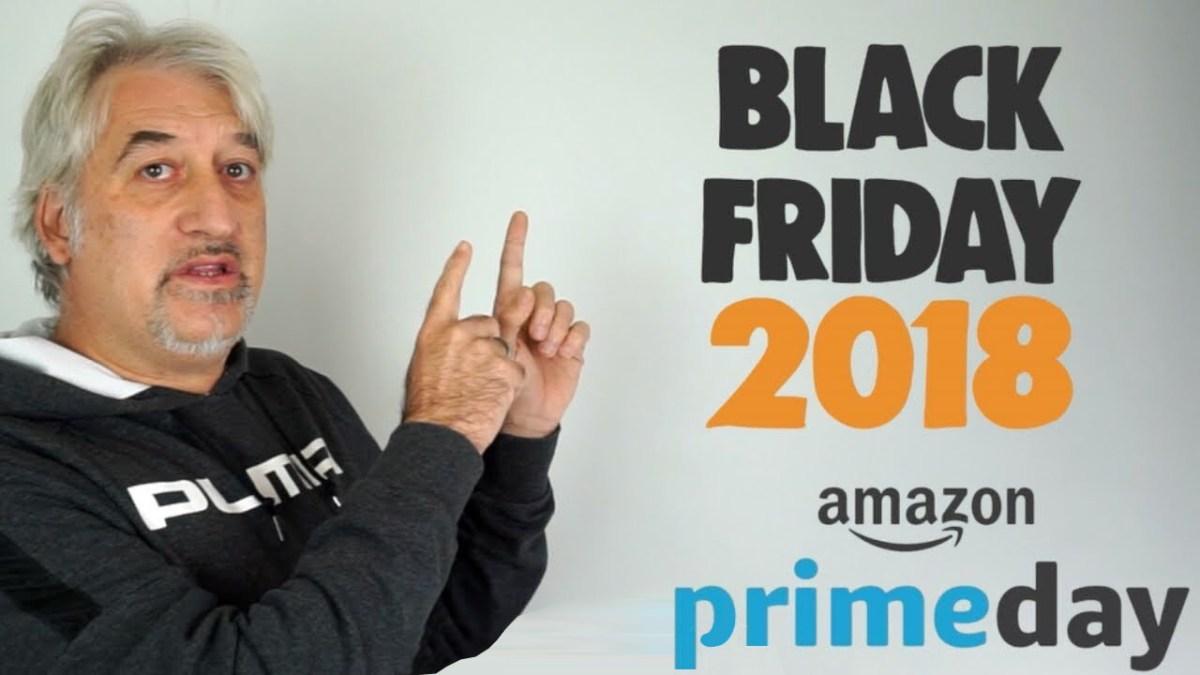 Arriva il Black Friday 2018: ecco tutti i dettagli, e il nuovo Amazon Day