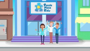 Animated Explainer Video-Puzzle Piece Kids-Dallas Home Health Agency TV Commercial-Big Hit Creative Group