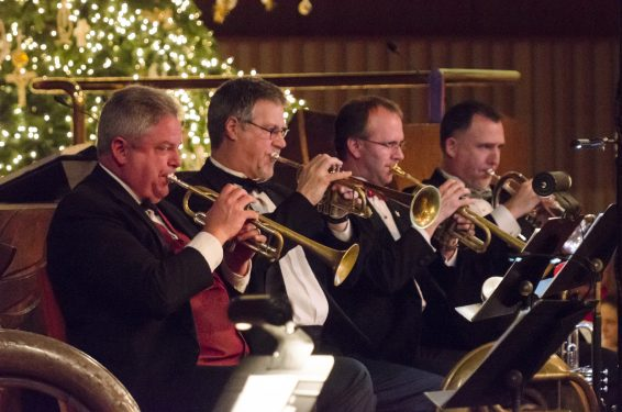 Join us at one of our three annual Holiday Concerts!