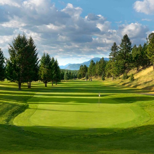 Image Courtesy of Windermere Valley Golf Course