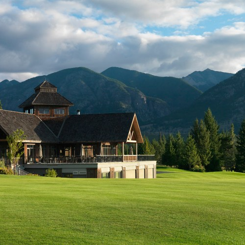 Image Courtesy of Columbia Valley Golf Trail