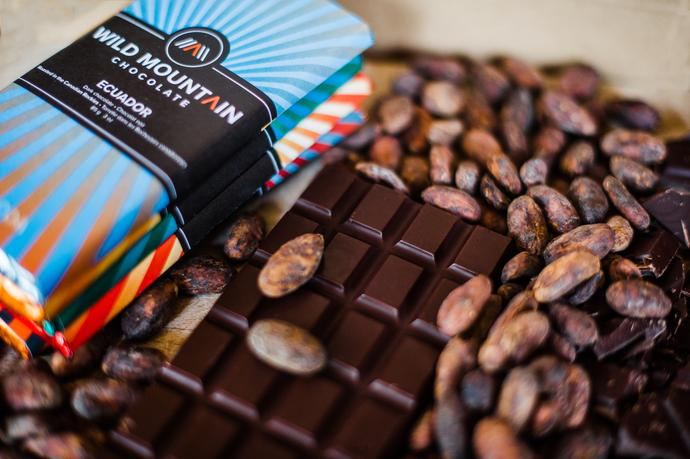 Image Courtesy of Wild Mountain Chocolate