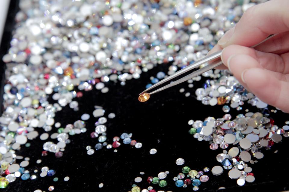 Swarovski Kristallwelten Hochzeitsgästebuch