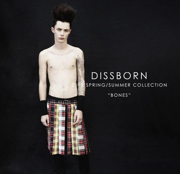 DISSBORN  ¤  S/S 2012