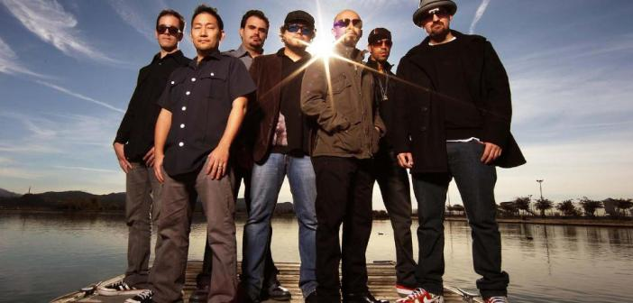 "They said ""Ozo"" and the audience said ""Matli"" as Ozomatli grooved with the Kona crowd!"