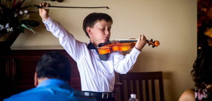 Announcing the Kamuela Philharmonic's 9th Annual Youth Concerto Competition