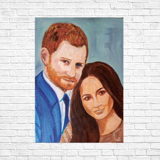 Portrait Royal Wedding