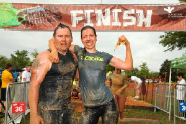 Goodwill Mud Run