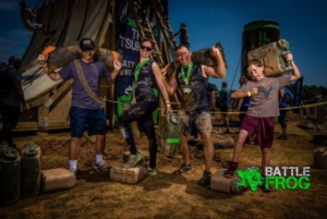 Cutler BattleFrog Team
