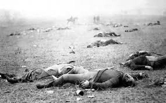 gettysburg dead