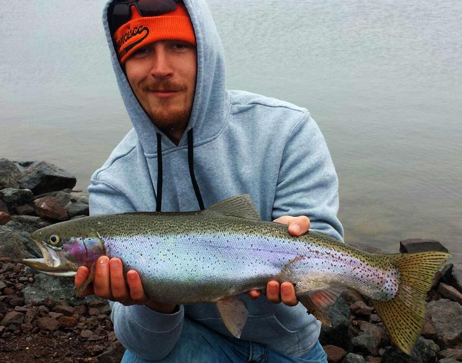Lake Superior Rainbow Trout