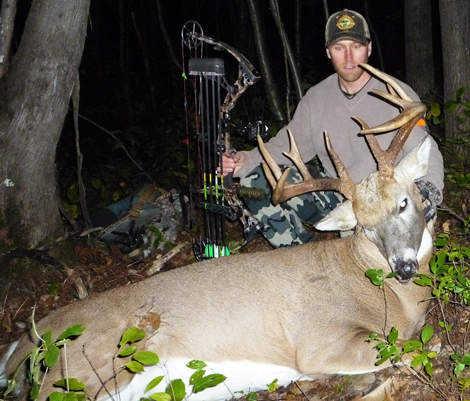 Minnesota Archery Buck