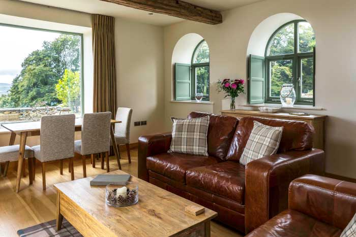 luxury self catering lake district