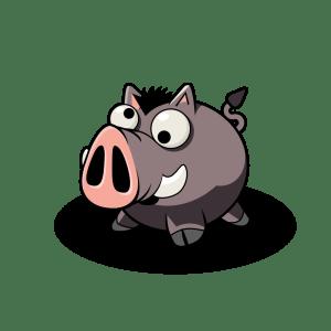 Meat Ninja Boar