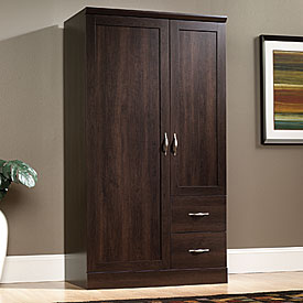 View Sauder Storage Armoire Deals At Big Lots