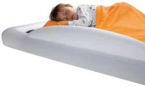 Shrunks truckaire Toddler Travel Bed