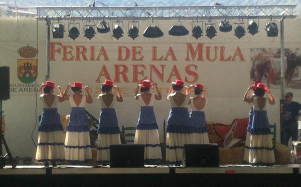 Feria, Arenas