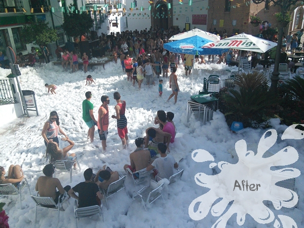 after-foam-party