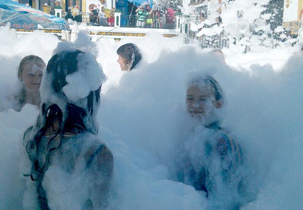 high-foam