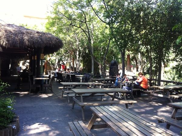 bioparc-picnic-area