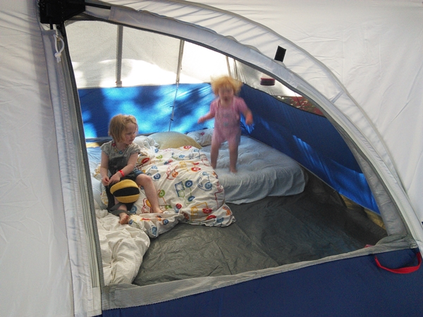 & Review: Coleman Sundome 6 man tent u2013 Big Lovely Day