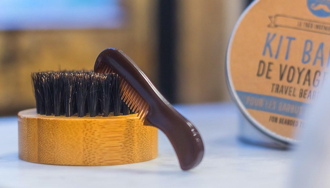 Peigne ou brosse à barbe que choisir