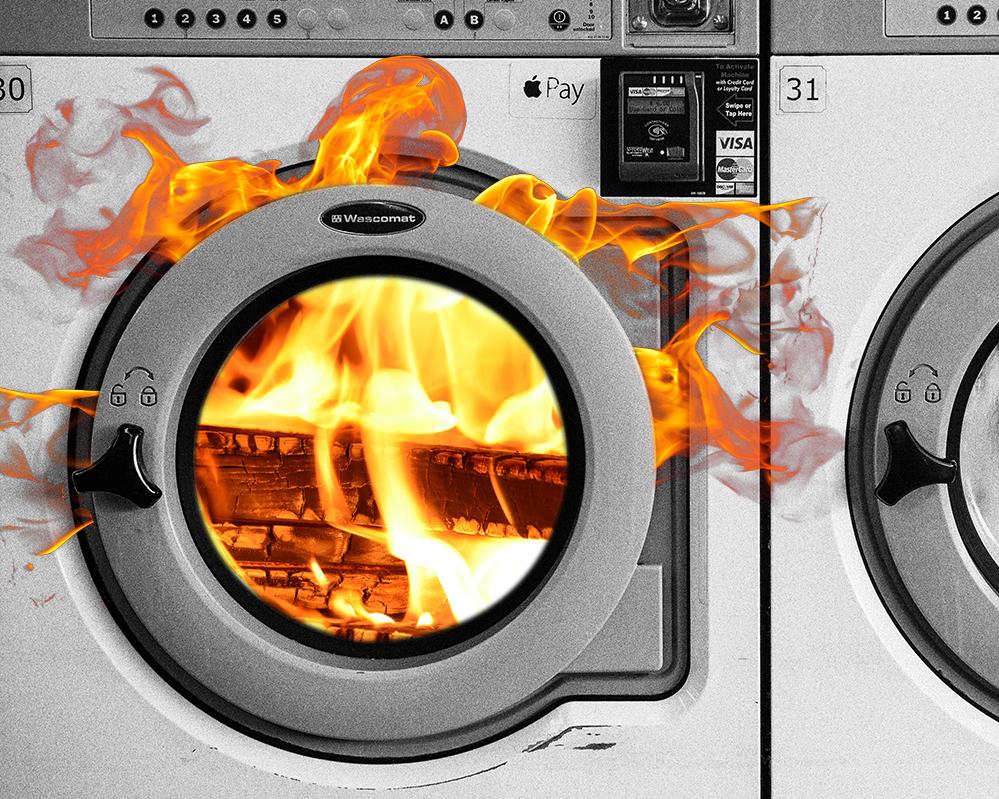 Machine à laver utilisation
