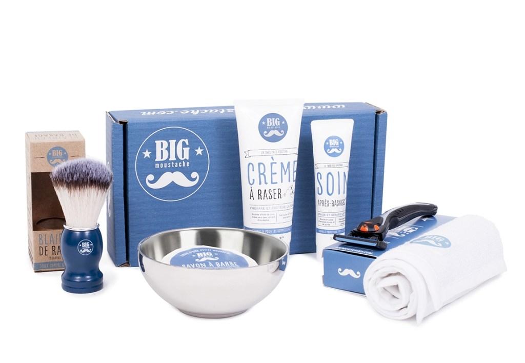Coffret rasage - Big Moustache