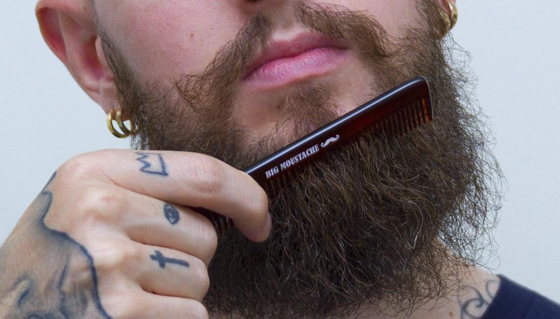 Comment peigner barbe