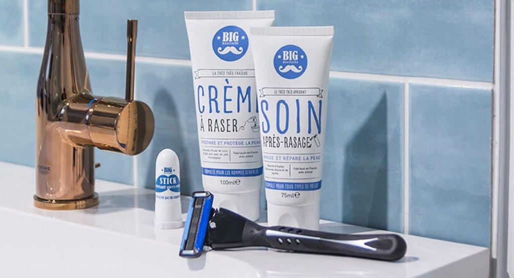 essentiels de rasage