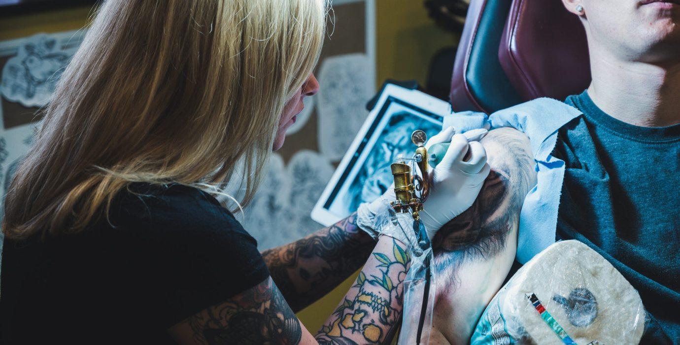 cicatriser tatouage