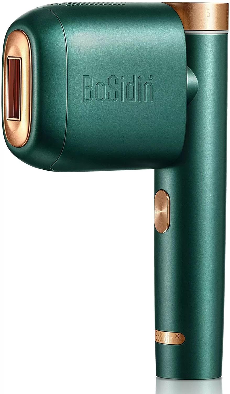 BoSidin IPL device for pulsed light hair removal
