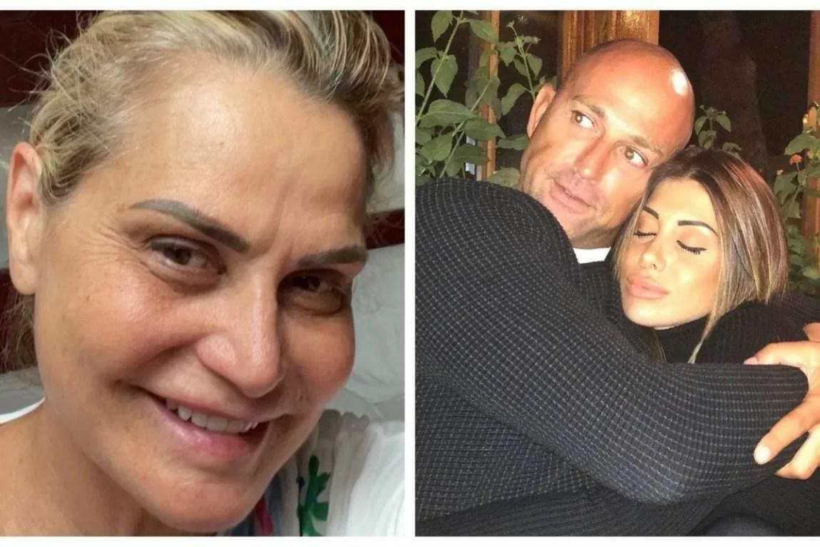 simona ventura and her ex-husband