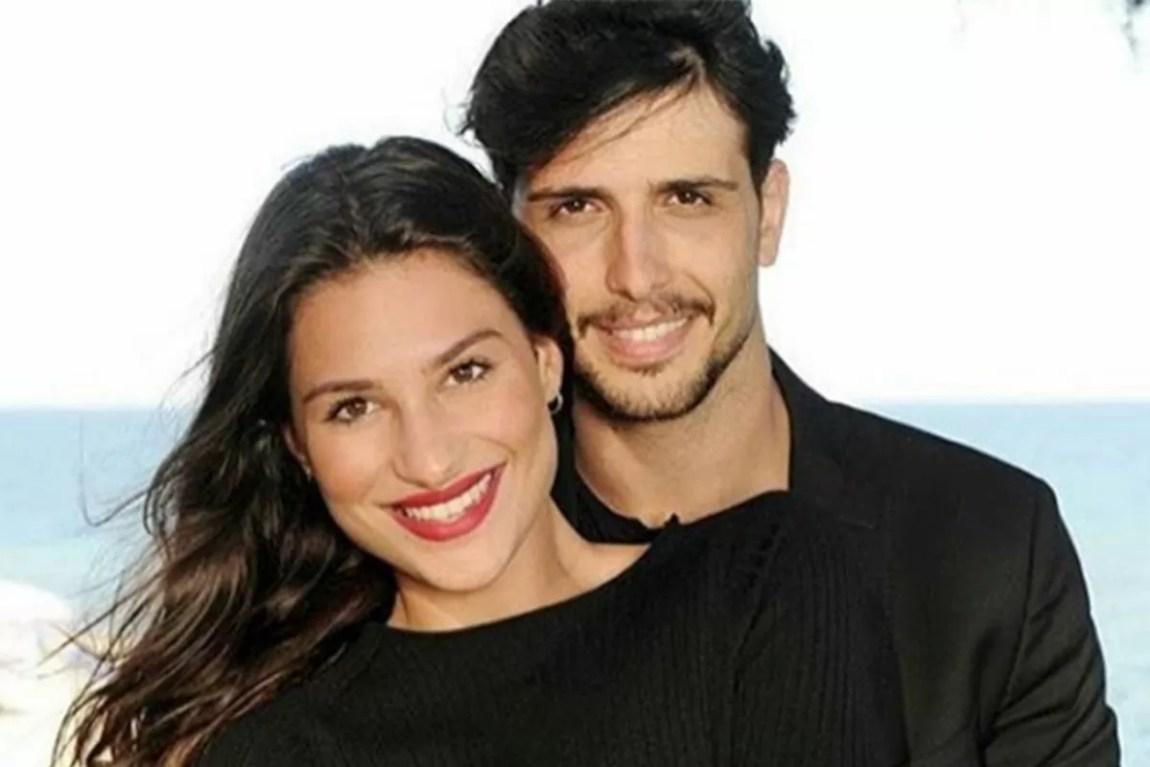 Ludovica Valli and Fabio Ferrara
