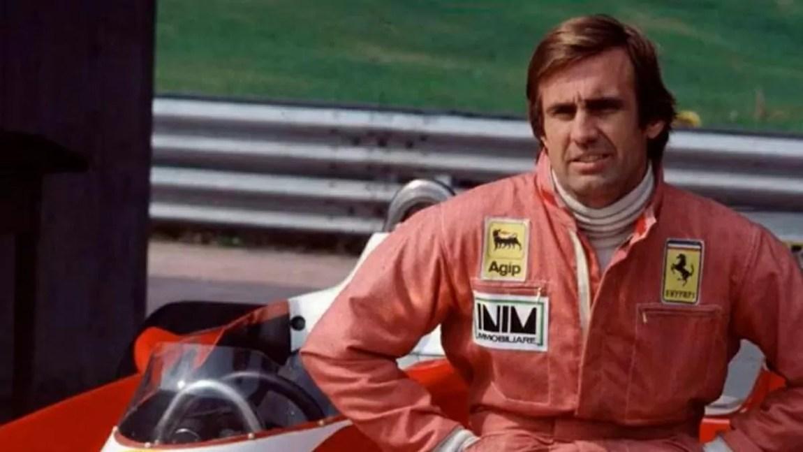 Carlos Reutemann died in Argentina