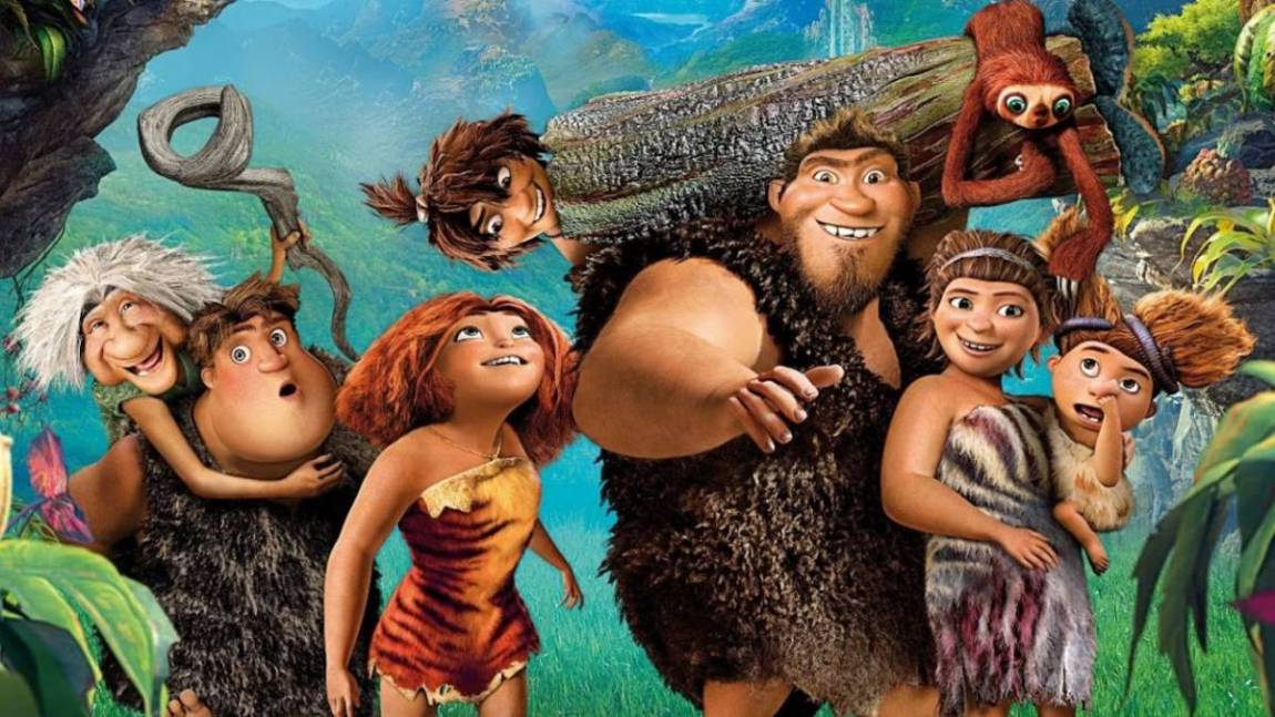 Croods family 2