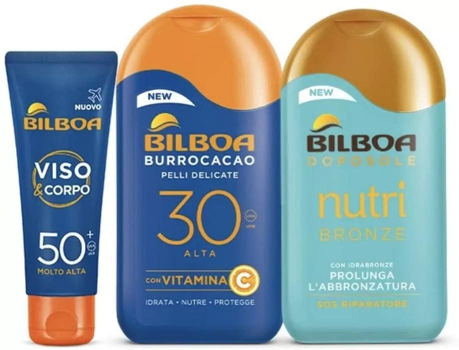 Bilboa Sunscreen Kit With Lip Balm Milk