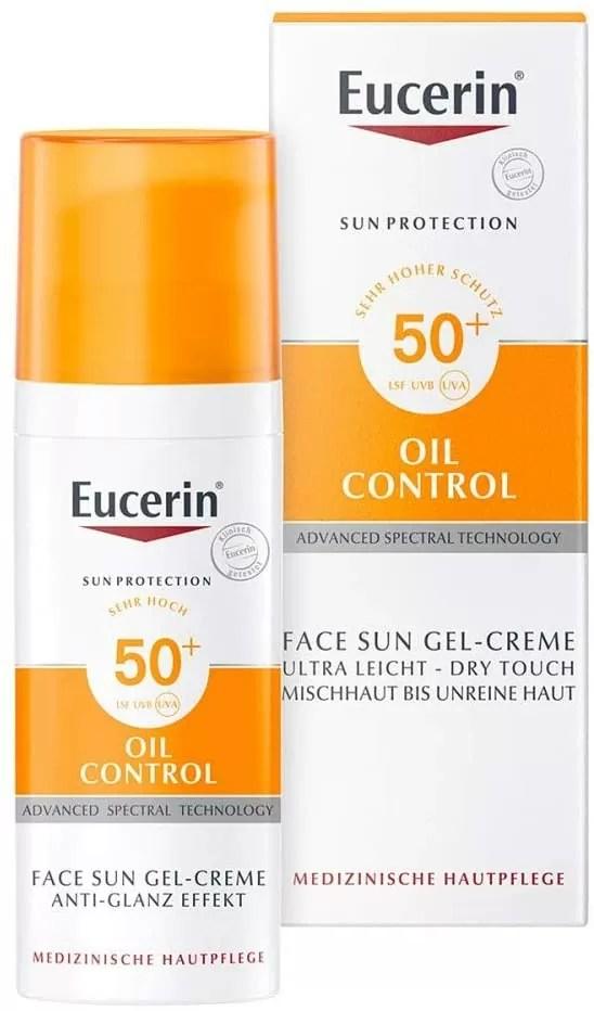 Eucerin Sun Face Cream