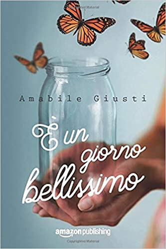 It is a beautiful day for Amabile Giusti