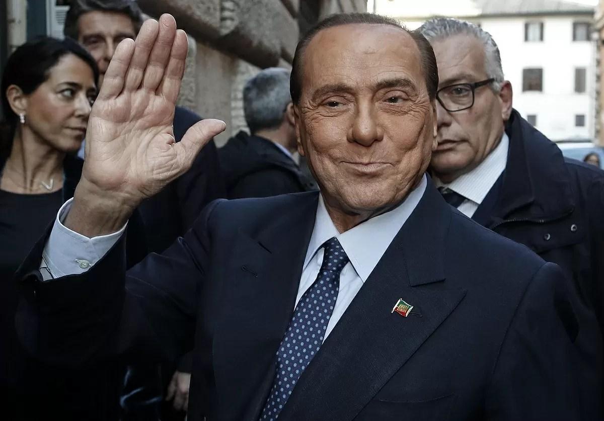 leader Forza Italy