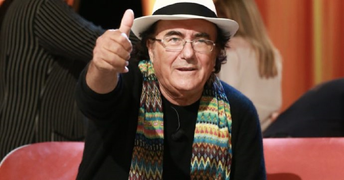 Al Bano Carrisi excited: the event he had been waiting for for some time