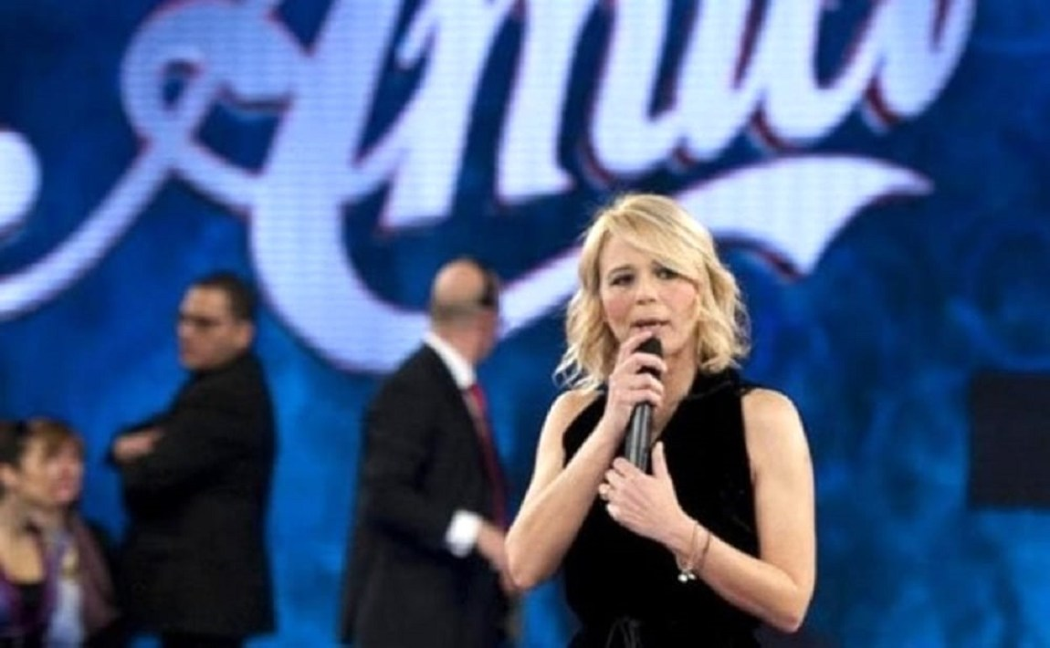Maria De Filippi explains her method to protect Amici's competitors