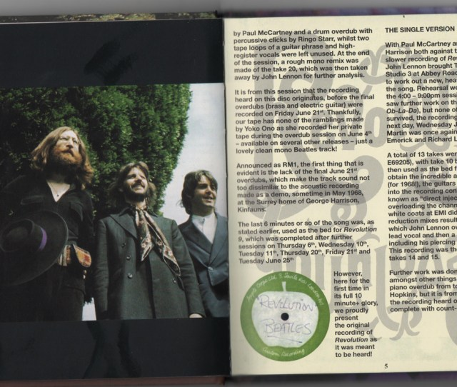 Revolution Take Your Knickers Off His Masters Choice 006 2cd More Outtakes