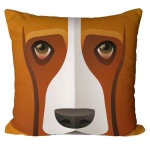 Almofada Cachorro Basset Hound